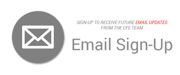 Email Sign-Up link to form